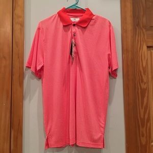 NWT Men's Grand Slam golf/tennis polo size Medium.